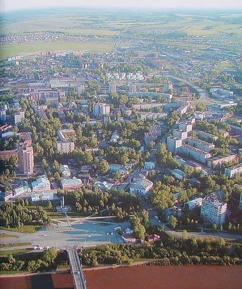 Глазов. город.
