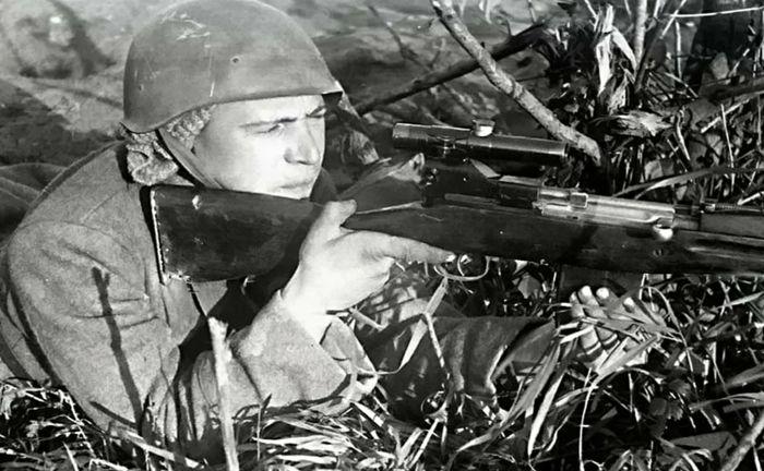 СнСВ (винтовка снайперская самозарядная)
