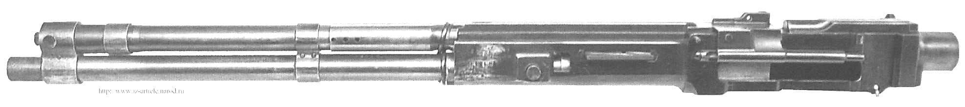 Авиационная пушка Березина Б-20. Оружие Ижевска.