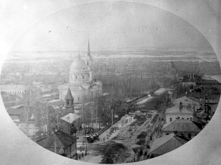 Александро-Невский проспект. Ижевск.