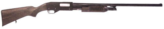 ИЖ-81 (Помповое ружье).