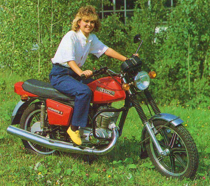 ИЖ Планета 5-01. IZH Planeta 5-01 Motorcycle