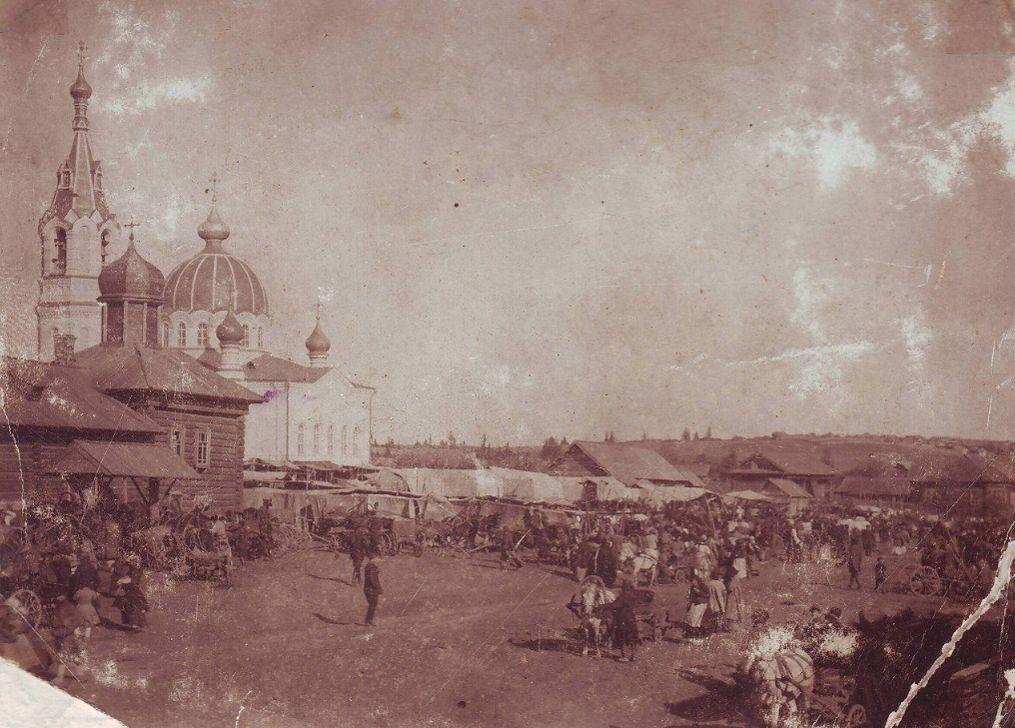 Село Большая Пурга. Удмуртия.