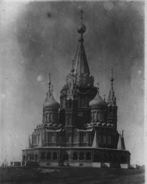 Михайловский собор. Ижевск.