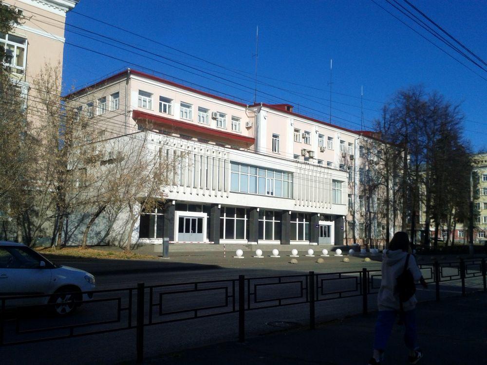 Министерство внутренних дел по Удмуртской Республике. Советская 17. ДВА. Фото 23.10.2020 13:32.