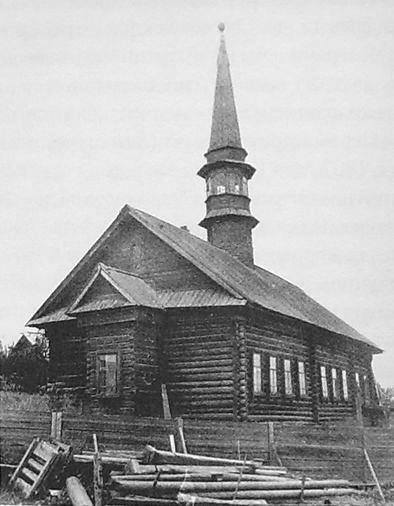 Мечеть в с. Татарские Парзи. Начало XX в