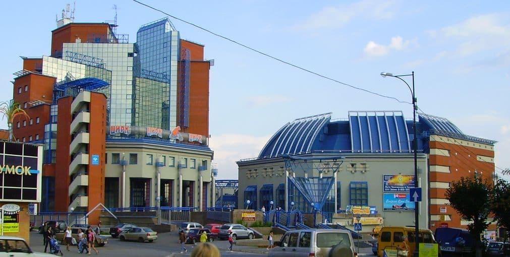 Ижевский цирк 2003 года.