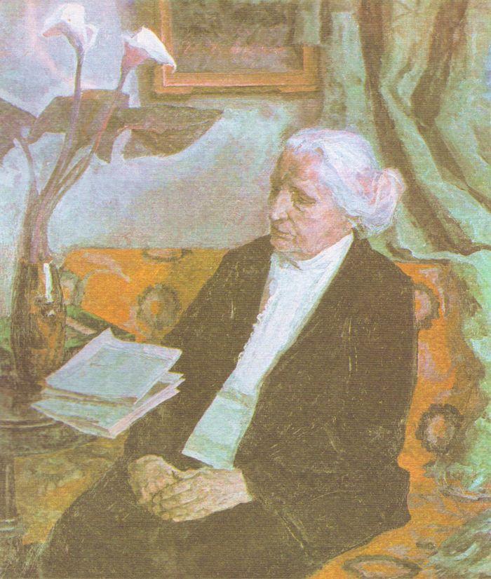 Холмогоров А. Ветеран партии Русинова Е.В.