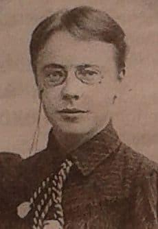 Богдановская (Попова) Вера Евстафьевна - молодая генеральша. Одна из первых в России женщин-химиков.