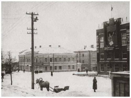 Дворец Культуры Машиностроителей, КОР, Ижевск