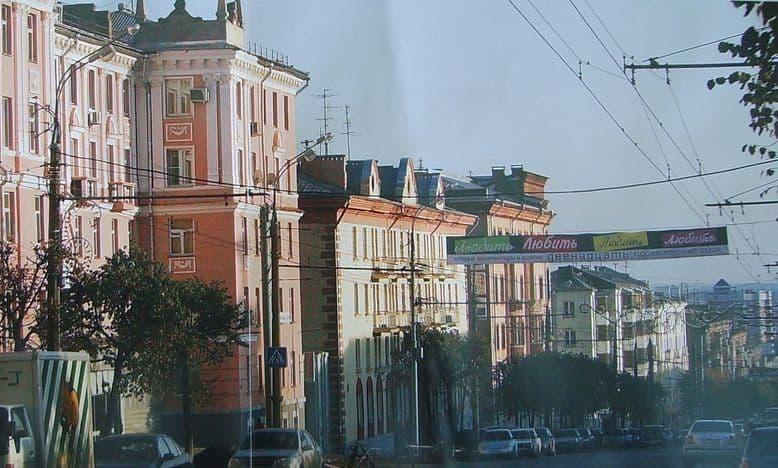 Пушкинская улица Ижевск