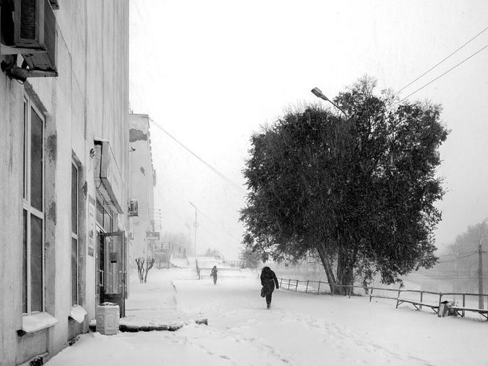 ДК Металлург со с стороны ул.К.Маркса. Ижевск. 2017 г. Фото: Эдуард Базиян.
