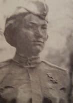 Герой Советского Союза медсестра  Федора Андреевна Пушина