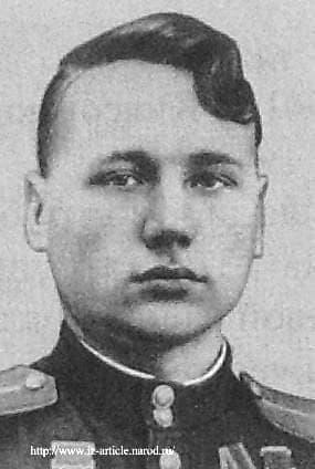 Красноперов Сергей Леонидович -Герой Советского Союза.