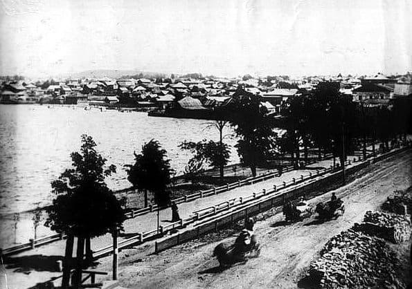 Фотографии Воткинского пруда.