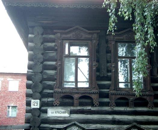 Улица Красная. 2011 г. Ижевск.