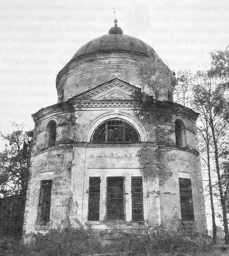 Храм Успения Преявятой Богородицы в Яромаске. Удмуртия.