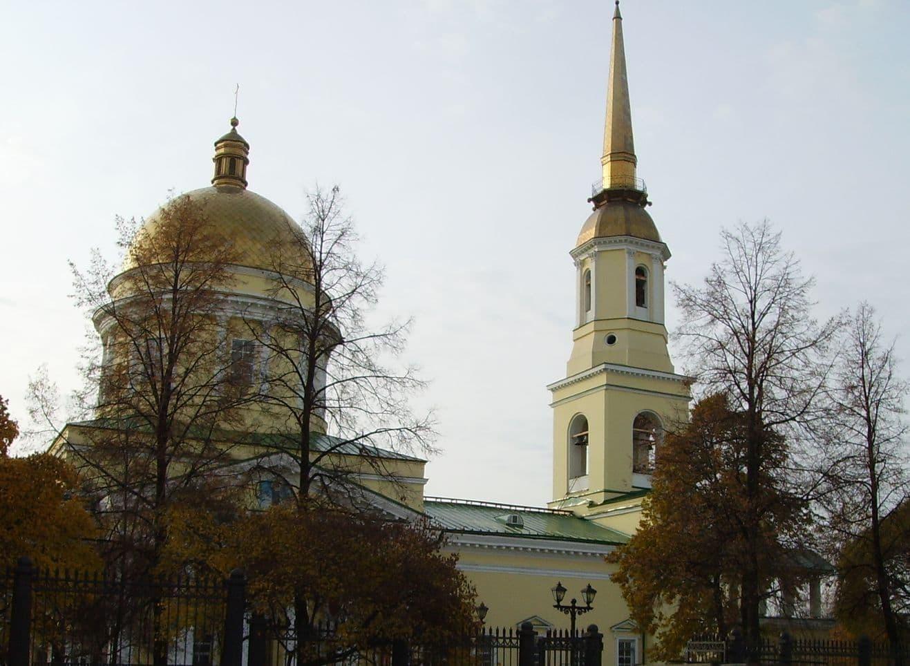 Александро-Невский кафедральный собор, Ижевск