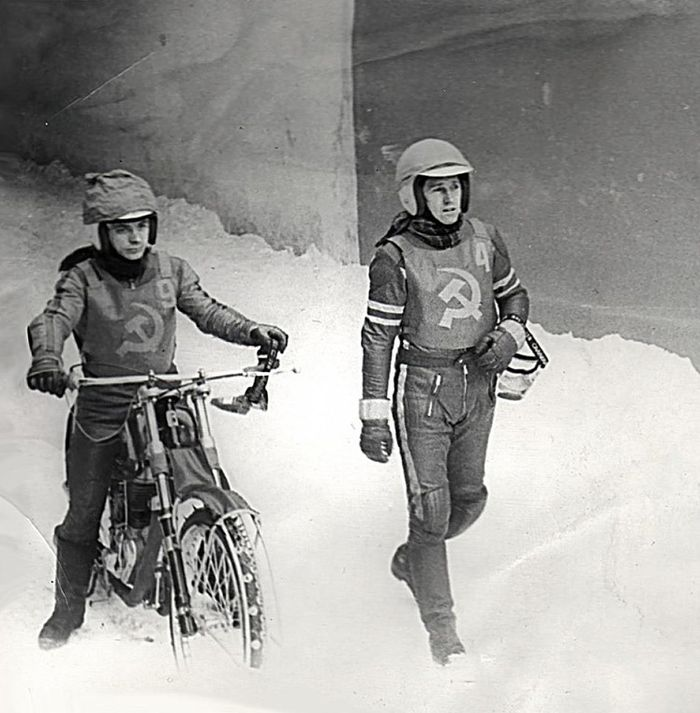 Спидвей в Ижевске. Фото.