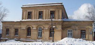Дом  семьи Коковихиных , улица Свердлова  9. Ижевск.