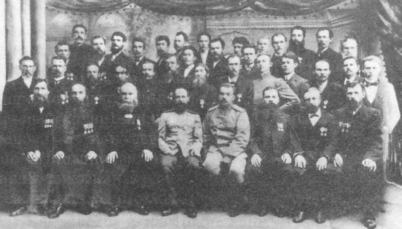 Администрация и мастера Ижевского оружейного завода. Конец XIX- начало XX  вв.