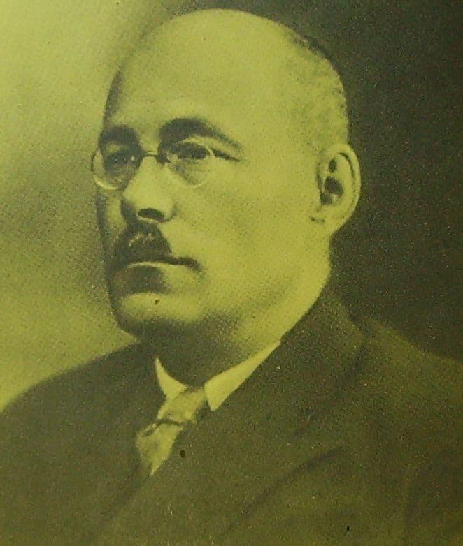 Наговицын  Иосиф Алексеевич, первый председатель Вотской автономии.