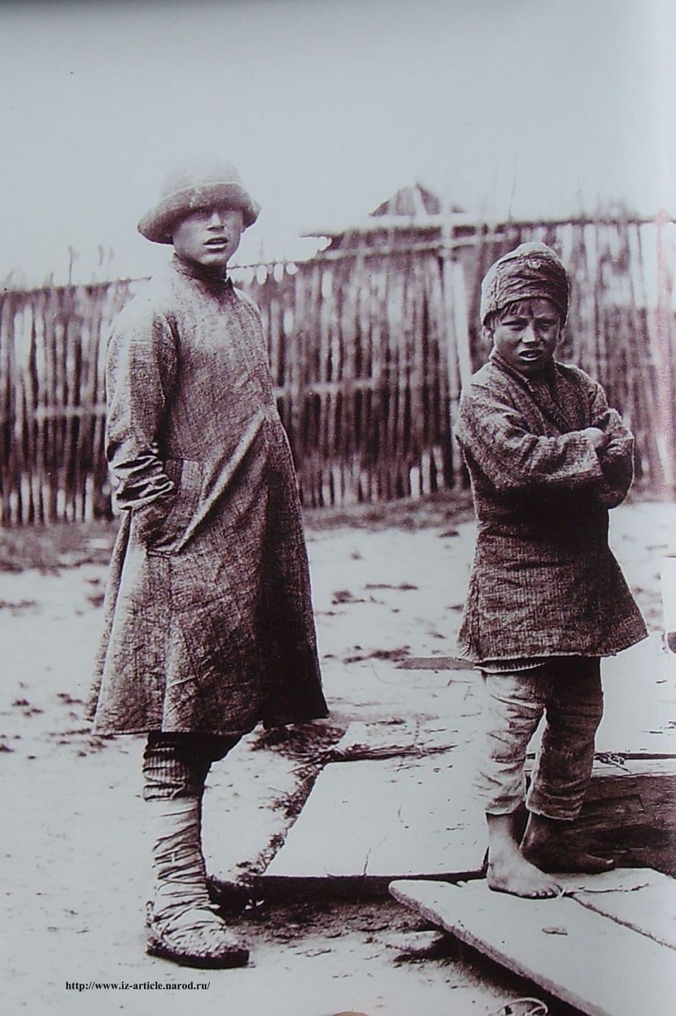 Фото Удмуртов снимок 1911 г.