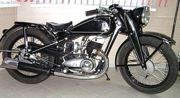 Мотоцикл иж-350