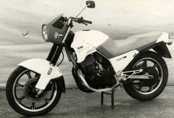 Мотоцикл ИЖ7.109 Орион.