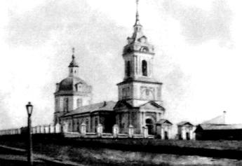 Село Укан Ярский район.