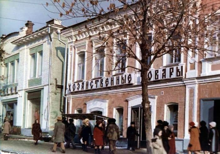 Ижевск. Улица М.Горького.