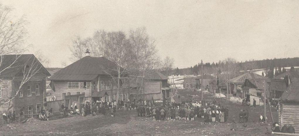 Село Шаркан Удмуртия.
