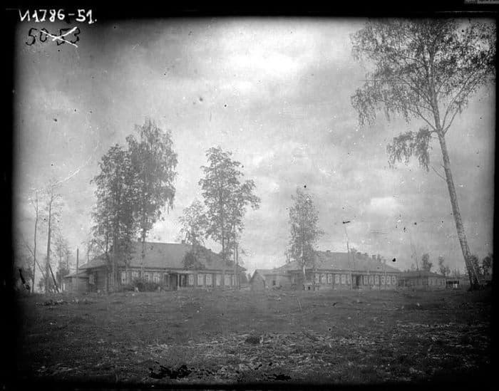 Город Можга. 1930 г.