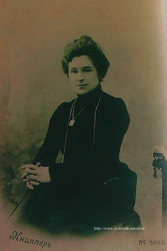 Книппер-Чехова О.Л. - великая русская актриса, друг и жена Чехова А.П.