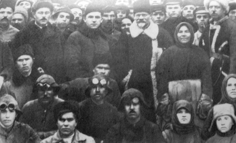 М.И.Калинин и И.А.Наговицын среди Ижевских металлургов.