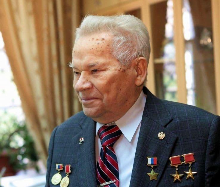М. Калашников