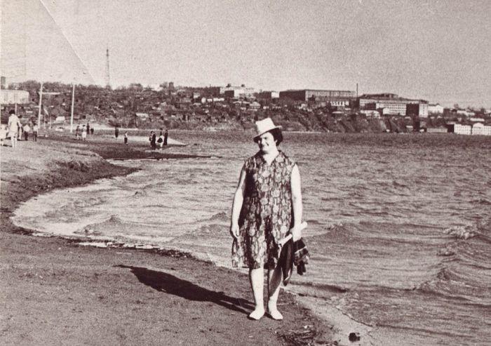 Ижевский городской пляж.
