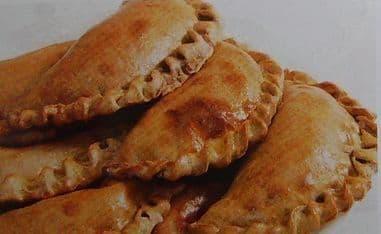 Сяртчынянь, пирог с брюквой или с калегой. Блюда удмуртской кухни.
