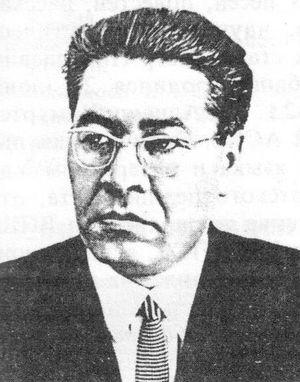 Геннадий Дмитриевич Красильников - прозаик, публицист, журналист, лауреат Государственной премии УАССР, один из руководителей Союза писателей Удмуртии