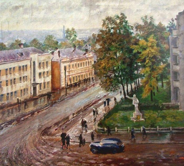 Н.А.Косолапова. Ижевск (конец 1930-х)