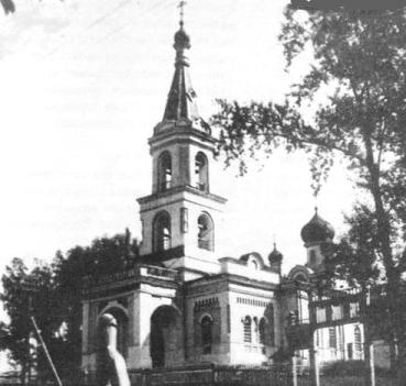 Село Старые Зятцы в 1874 - 1895 годы построена каменная церковь во имя иконы Казанской Богоматери.