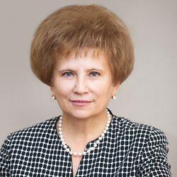 Ректор УдГУ Г.Мерзлякова. 2017.