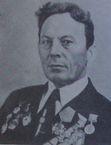 Близоруков Григорий Григорьевич. Слесарь. Депутат Верховного Совета СССР.