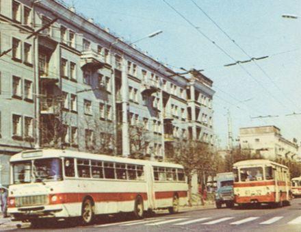 Дом Советская 19. Ижевск.