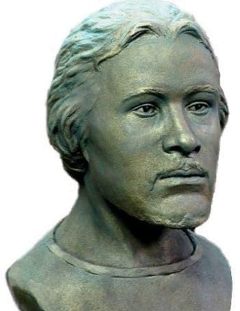 Облик древнего жителя Удмуртии, реконструкция ученых. Фото удмуртов.