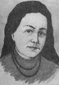 Чайникова Софья Никифоровна - мать Кузебая Герда.