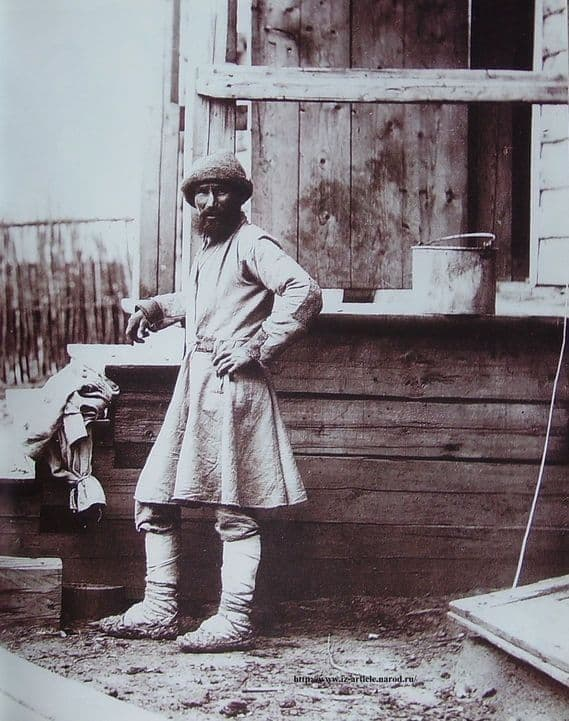 Удмурты. Фото 1910 г.