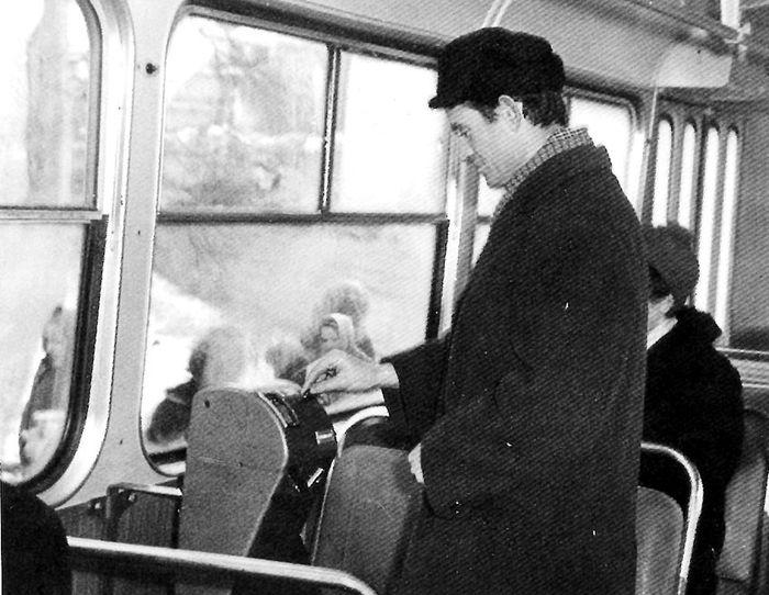 Кассы-копилки в ижевских трамваях.