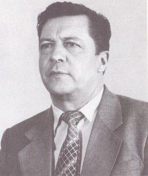 """Директор завода """"Свет"""" Денисенко А.А. (1969 - 1990 гг.)"""