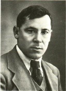 Татарский поэт Муса Джалиль (Джалилов). 1906 - 1944.